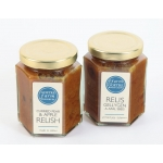 Curried Pear & Apple Relish