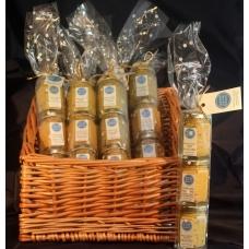 Mini Mustard Gift Tower