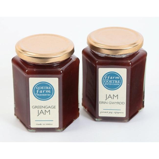 Buy Greengage Jam :: Jam Eirin Gwyrdd