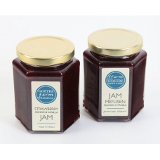 Strawberry, mango & Vanilla Jam