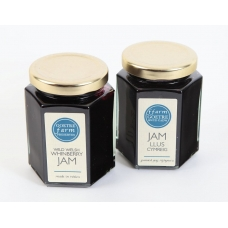 Wild Welsh Whinberry jam